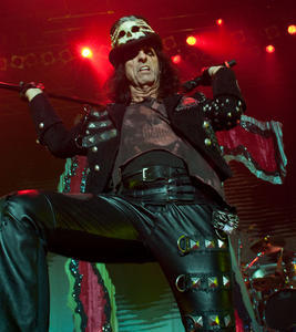 alice cooper only women bleed