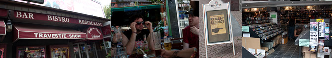 The Reeperbahn and Remedy Records